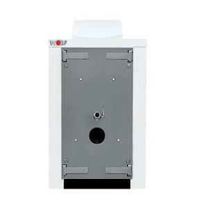 Напольный стальной газовый котел Wolf MKS-100, без горелки,  8907894