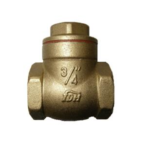 """Обратный клапан Vandens linija FDH 2 1/2"""" (горизонтальный), 3166"""