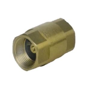 "Обратный клапан Vandens linija FDH 3/4"" (с латунным клапаном), 3833"