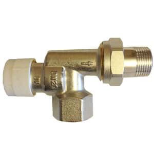 """Вентиль (термостатический клапан) Oventrop AV6 осевой Ду20 3/4"""", артикул 1183966"""
