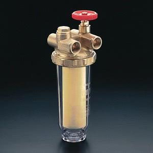 Фильтры жидкого топлива Oventrop Oilpur Siku-Magnum 25-40 Ду 10, G ⅜ (ВР x НР), для двухтрубных систем, арт. 2120871