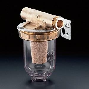 Фильтры жидкого топлива Oventrop Oilpur Siku (пластиковый) Ду 8, внутренняя резьба G 1/4, для однотрубных систем, арт. 2124360