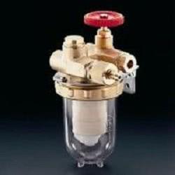 """Фильтры жидкого топлива Oventrop Oilpur Siku (пластиковый) Ду 15, внутренняя резьба G 1/2, для двухтрубных систем (с перемычкой """"насос-фильтр""""), арт. 2122262"""