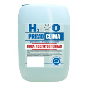 Вода PrimoClima для отопления и кондиционирования