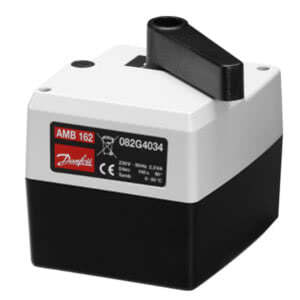 Электропривод Danfoss ABM 162 с импульсным управлением, Ду15-50, арт. 082H0015