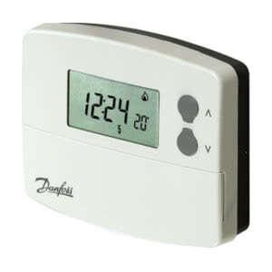 Беспроводной комнатный термостат Danfoss TP5001A-RF, арт. 087N791301