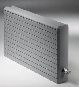 Настенный конвектор JAGA Maxi WT с верхней решеткой 10/044/123 стандартный цвет
