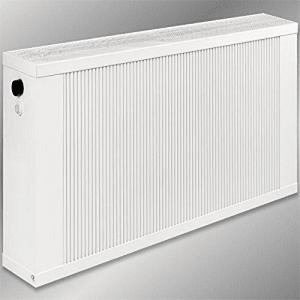 Настенный радиатор конвекционного типа Regulus R 2/040, боковое подключение, 239 Вт