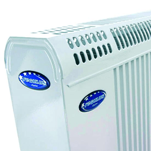 Медно-алюминиевый радиатор Regulus R 6/040, боковое подключение, 575 Вт