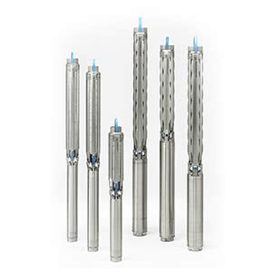 Скважинный насос Grundfos SP 14-4 1x230В арт. 98699336