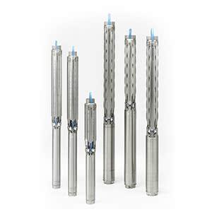 Скважинный насос Grundfos SP 14-6 1x230В арт. 98699337