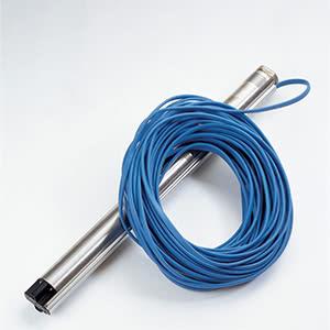 Скважинный насос Grundfos SQ 3-80 с кабелем арт. 96524446