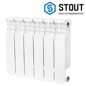 Биметаллические радиаторы STOUT