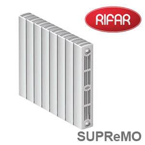 Биметаллические монолитные радиаторы RIFAR SUPReMO