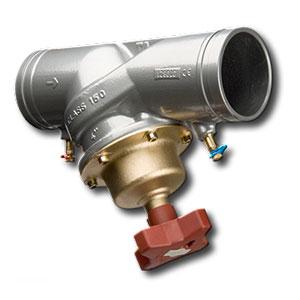 Tour & Andersson Балансировочный вентиль с предварительной настройкой запорный  STAG PN25 DN 65-2, 52183076