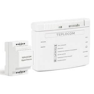 Комплект TEPLOCOM CLOUD+TEPLOCOM TC-OpenTherm