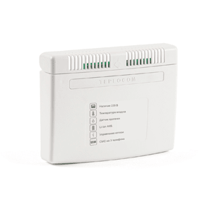 Теплоинформатор TEPLOCOM GSM LITE