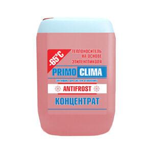 теплоноситель PrimoClima на основе моноэтиленгликоля (-65 °С)