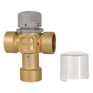 Термостатический смеситель ICMA (1/2) боковой выход 143/90143AD05