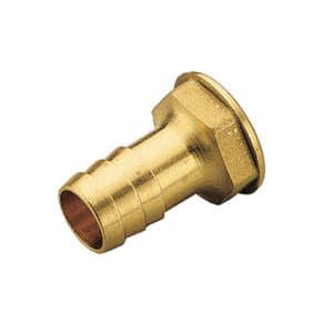 TIEMME 20x3/4 Штуцер Roma с внутренней резьбой для стальных труб 1500263