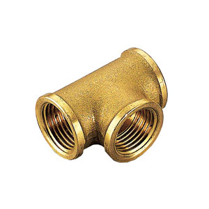 Тройник TIEMME ВВ 1/2 для стальных труб резьбовой 1500003