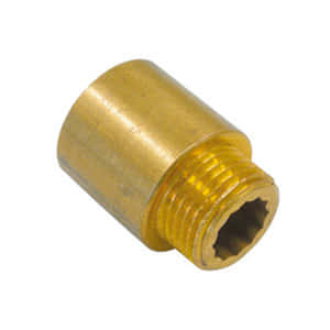 TIEMME Удлинитель HВ 15x1/2 для стальных труб резьбовой 1500031