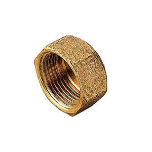 Заглушка TIEMME ВР 1 для стальных труб резьбовая 1500108