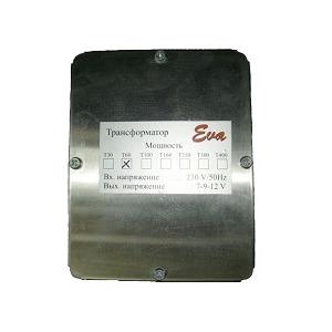 Трансформатор Eva-T100, 12V; 100V.A