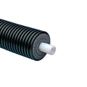 Труба Uponor Aqua Single 40x5,5/175 PN10 для горячего водоснабжения 1018119