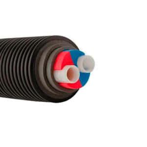 Труба Uponor Thermo Twin 2x40x5,5/175 PN10 для отопления 1045882
