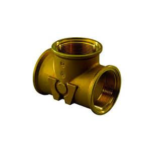 Тройник Uponor Wipex 3 BP - 3 BP - 3 BP для теплоизолированных труб 1018348