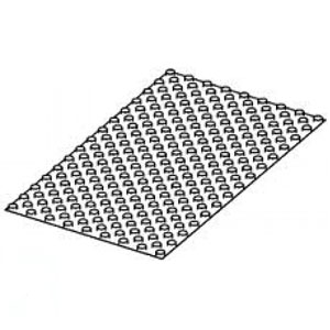 Монтажные маты с бобышками Oventrop NP-35, 1,0 x 1,0м, артикул 1402210