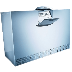 Отопительный котёл высокой мощности Vaillant atmoCRAFT VK INT 1604/9 с двухступенчатой атмосферной газовой горелкой, 301967