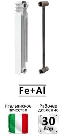Обзор и сравнительные характеристики моделей биметаллических радиаторов VARMEGA, Bimega