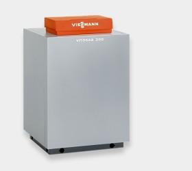 Атмосферный газовый котел Viessmann Vitogas 100 29 кВт с Vitotronic 100/KC3 GS1D870