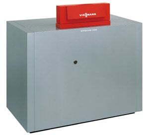 Атмосферный газовый котел Viessmann Vitogas 100 132 кВт с Vitotronic 100/KC4B GS1D908