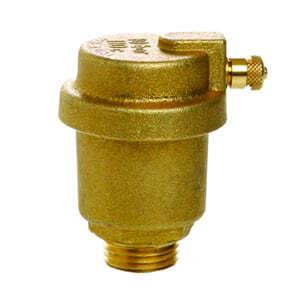 Автоматический поплавковый воздухоотводчик ICMA 1/2, 719/82719AD05
