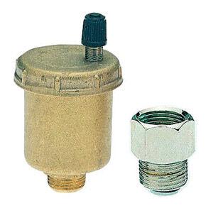Набор ICMA автоматический поплавковый воздухоотводчик с запорным клапаном 1/2, 707+710/82707АD05 710