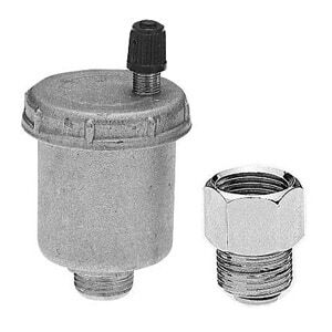 Набор ICMA автоматический поплавковый воздухоотводчик с запорным клапаном 1/2, 707+710/82700AD05 710