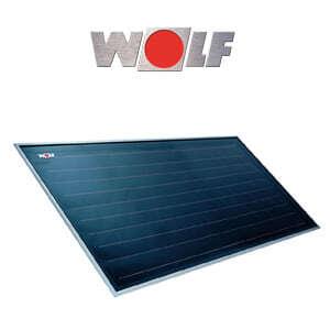 Солнечные коллекторы Wolf