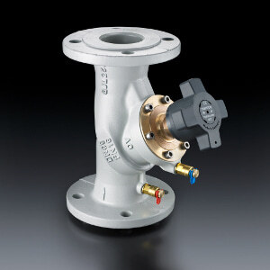 "Запорный вентиль Oventrop ""Hydrocontrol AFC"" PN16 Ду 125 фланц. (чугун), Арт. 1062054"