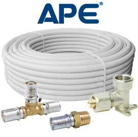 Металлопластиковые трубы APE