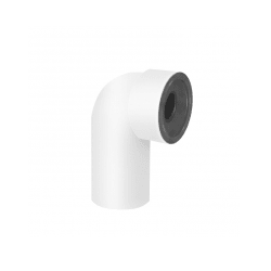 Отвод под сифон REHAU RAUPIANO PLUS, для канализационных труб, арт. 122694-001