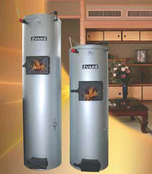 Твёрдотопливные водонагревательные отопительные котлы длительного горения модель CANDLE (Кэндл)