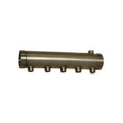 """Индустриальный коллектор IVR 1 1/2"""" из нерж. стали, 4 отвода, арт. 189342704"""