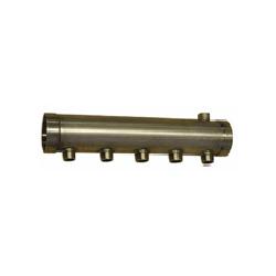 """Индустриальный коллектор IVR 1 1/2"""" из нерж. стали, 5 отвода, арт. 189342705"""