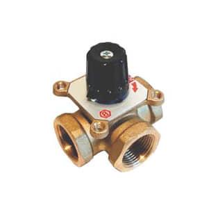 """3-х ходовой смесительный клапан Barberi 1/2"""" KVs 2,5, арт. 460 015 00M A"""