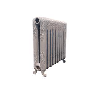 Чугунный радиатор EXEMET Classica 645/500/62 (1 секция), межцентровое расстояние 500 мм