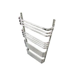 Полотенцесушитель КЗТО Радиатор Этюд – 10 (Полимер) белый цвет