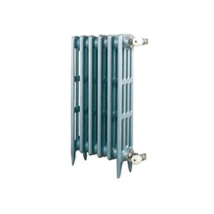 Чугунный трубчатый радиатор EXEMET серия Neo 4-750/600, межцентровое расстояние 600 мм